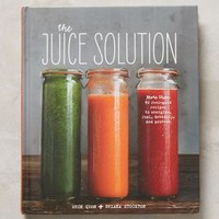 The Juice Solution by Anthropologie in Green Size: One Size House & Home