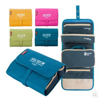 Beauty Hot Deal On Sale Hot Sale Toiletry Kits Travel Storage Make-up Bag [4918473604]