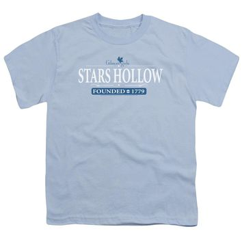 Gilmore Girls - Stars Hollow Short Sleeve Youth 18/1