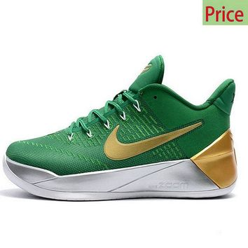x sneaker Nike Kobe AD All Star PE Isaiah Thomas PE Green Gold sneaker