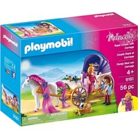 Playmobil 9161 Royal Couple with Carriage