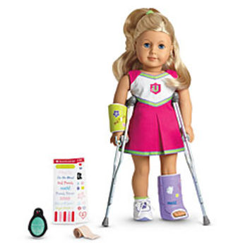 American Girl® Accessories: Feel-Better Kit for Dolls