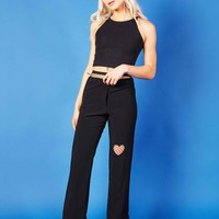 Mi Amour Pants (Black)