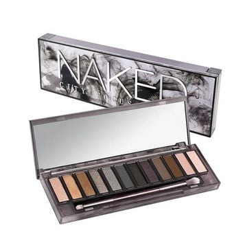 Hot Deal Beauty Professional On Sale Stylish Hot Sale Make-up Eye Shadow Persistent Make-up Palette [11552216396]