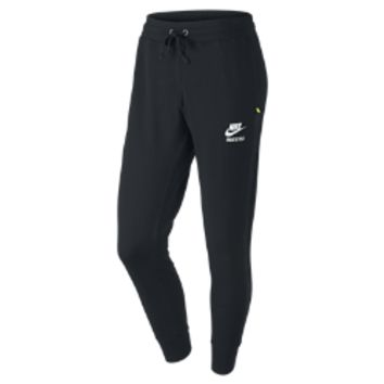 Nike T/F Mesh-Mix Cuffed Women's Pants