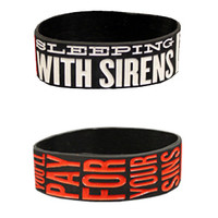 Sleeping With Sirens | Liar-You-ll-Pay-For-Your-Sins-Accessory