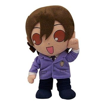 "Great Eastern Ouran High School Host Club 7"" Haruhi Fujioka Plush"