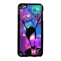 Fall Out Boy Quote FOR IPOD TOUCH 5 CASE *NP*