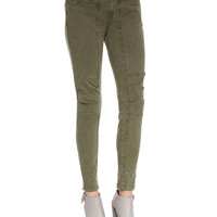 Ginger Patchwork Utility Pants,