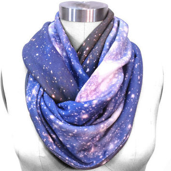 Galaxy Circle Scarf SMC Nebula