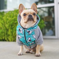 Frenchie Dog Hoodie - JAWS