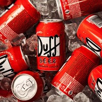 Duff Beer 24 Can Pack at Firebox.com