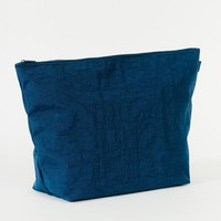 BAGGU Large Carry All Pouch Indigo