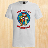 Los Pollos Hermanos for t shirt, men t shirt, clothing, cotton t shirt