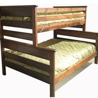 Otter Creek Twin over Full Bunk Bed