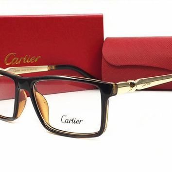 CARTIER POPULAR FASHION EYEGLASSES-3