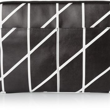 "Checked 13"" Laptop Case - New - Oliver Bonas"