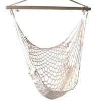 Parker Woven Cotton Chair Hammock