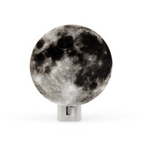 Kikkerland Moon Night Lights