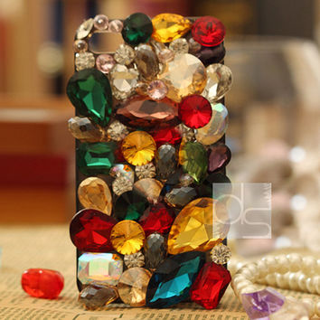 iPhone 5 S Skin Case for iPhone 5C Bling Case Bling iPhone 4 S Cover iPhone 3S Crystal Case iPhone 3G Cover iPhone 4G Cover iPhone 5 Case