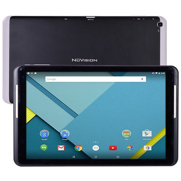 "NuVision 10.1"" 16GB Android Tablet Intel Quad Core 1.33GHz - Black - TM101A550L"