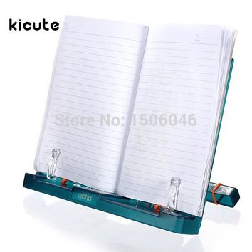 Top Quality Adjustable Portable Document Book Stand Holder Reading Rrame Desk Holder Tilt Bookstand