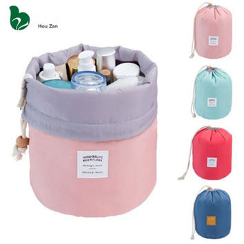 Beautician Necessarie Vanity Beauty Women Make Up Makeup Case Nesesser Travel Toiletry Pouch Kit Cosmetic Bag Organizer Storage