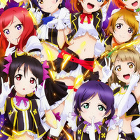 Love Live School Idol Project Japanese Anime Poster