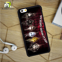 Hollywood Undead Band iPhone 6 Case by Avallen