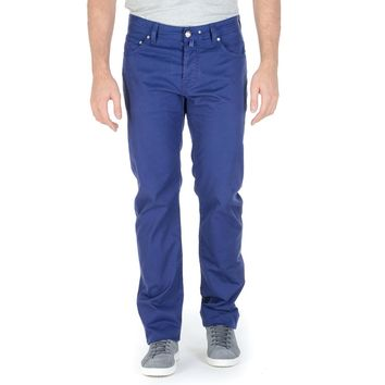 Jacob Cohen Mens Pants J620 Blue