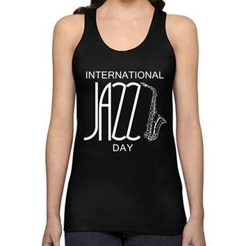 International JAZZ DAY Tank Top Women