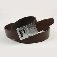 Perfect PRADA Woman Fashion Smooth Buckle Belt Leather Belt