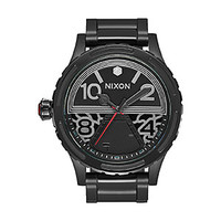 Nixon 51-30 Automatic LTD SW Watch - Kylo Black