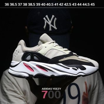 VON3TL Sale Kanye West x Adidas Calabasas Yeezy Boost 700 Runner Sport Shoes Running Shoes B75573