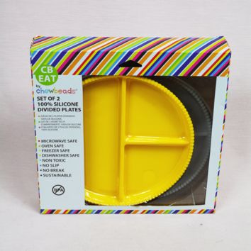 silicone plate set