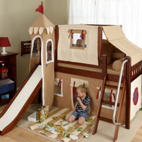 Frankie's Fun Fort Loft | Totally Kids