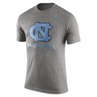 Nike March (UNC) Men's T-Shirt Size XXL (Grey)