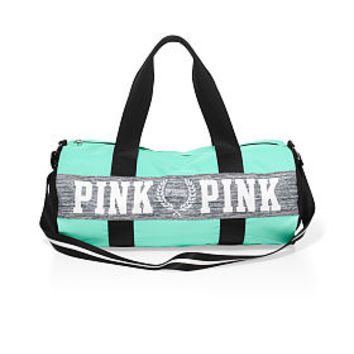 duffle pink s secret from vs pink my