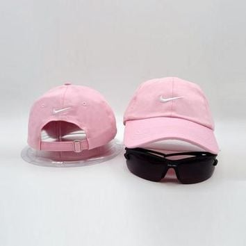 Nike Women Men Embroidery Baseball Cap Hat Sport Sunhat Cap-4