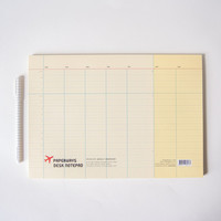 Weekly Scheduler Desk Notepad
