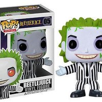 "Funko Pop Beetlejuice 3.75"" Vinyl Figure"
