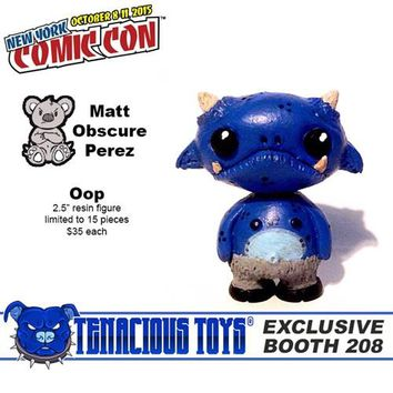 NYCC Exclusive Oop by Matt Obscure Perez