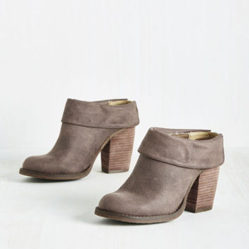 Go for the Fold Bootie