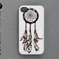 iphone 4 Case - iphone 4 cover - plastic or silicone rubber - cream catcher