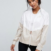 Nike Hooded Windbreaker Jacket at asos.com