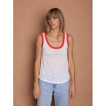 CCO SELLECK TANK - RED
