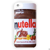 Nutella Hazelnut Chocolate Cover For iPhone 5 / 5S / 5C Case