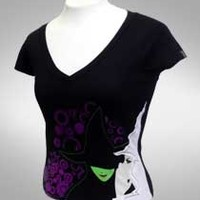 Buy Wicked on Broadway Witches Tee - Ladies | The Broadway Store