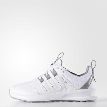 adidas SL LOOP RUNNER QUILTED - White | adidas US