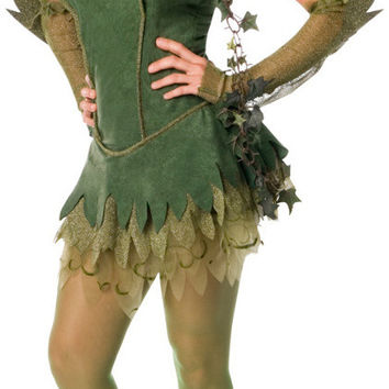Poison Ivy Adult Costume - X-Small